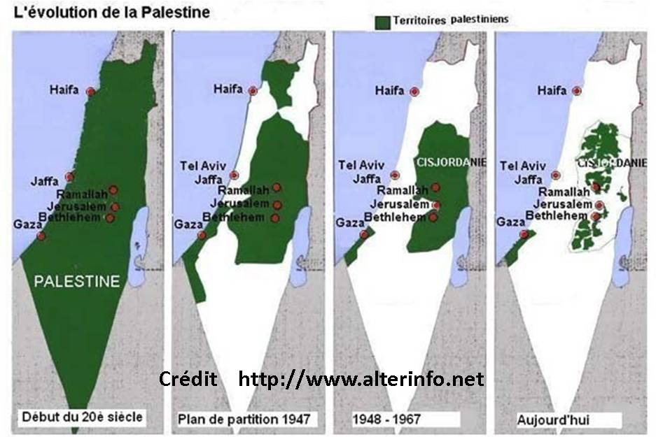 conference la question palestinienne