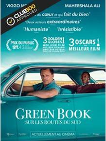 ciné UP : Green Book : Sur les routes du sud @ Agora