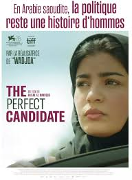 Ciné UP « the perfect candidate » @ Agora